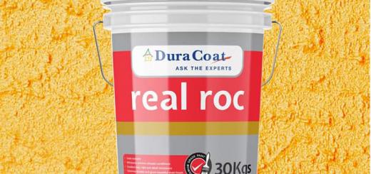 DuraCoat Real Roc