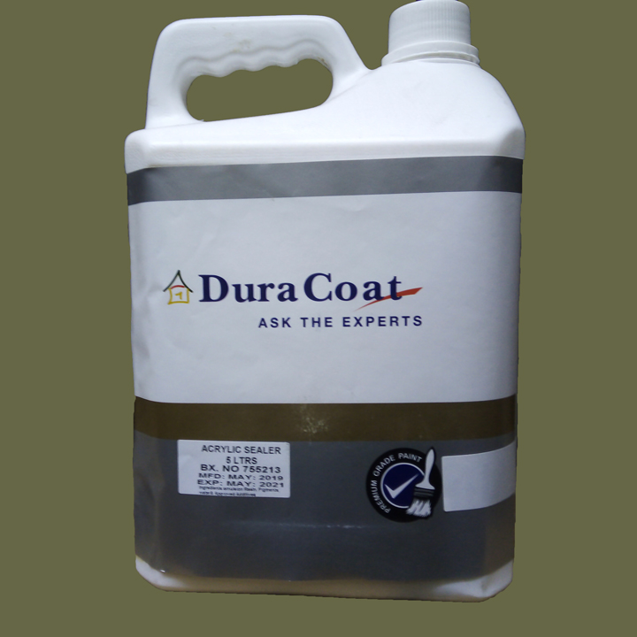 Duracoat Acrylic Sealer,Crown Transil