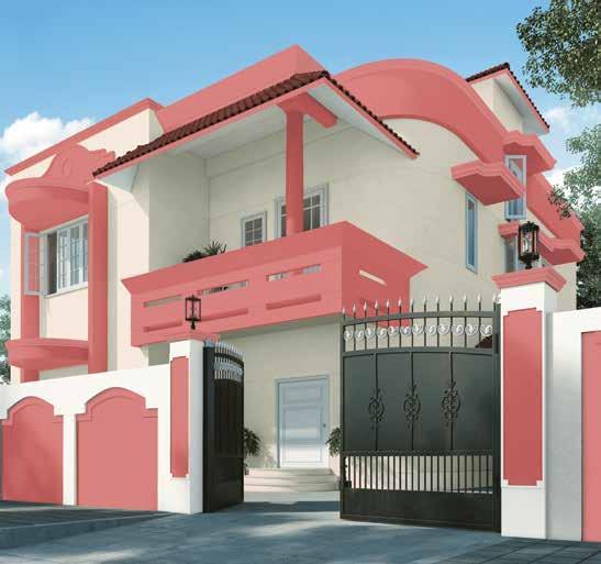 exterior colour ideas