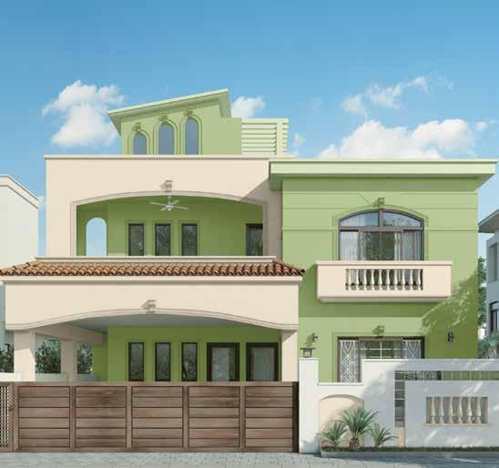 Exterior wall design ideas
