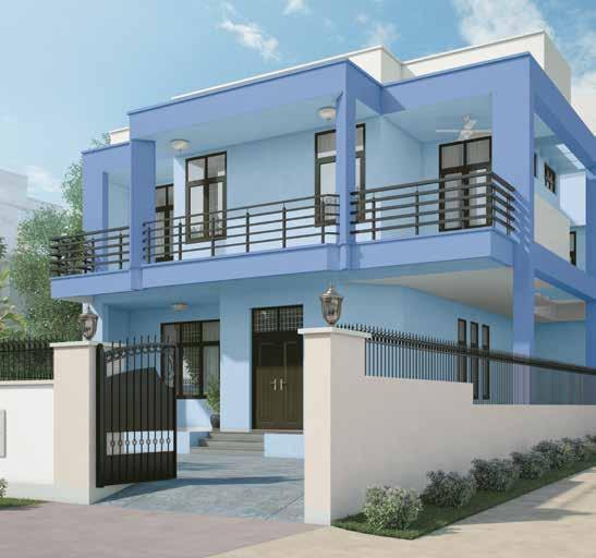 exterior wall colour ideas